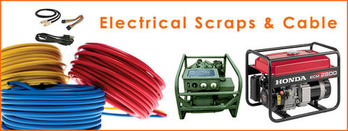 Electrical Scraps & Cable