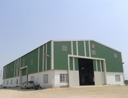 Reliable Pre Engineered Buildings