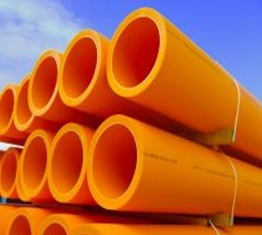 Gas Pipes For City Gas Distribution