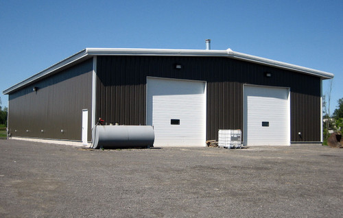 Heavy Duty Pre-Engineered Buildings
