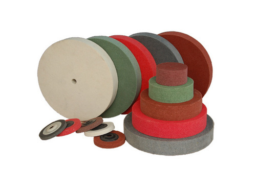 Heavy Duty Surface Conditioning Wheels