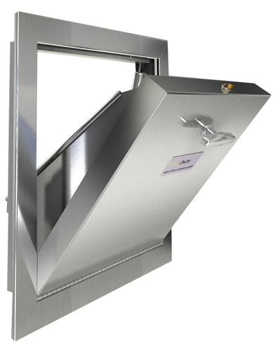 Laundry Chute For Hotels