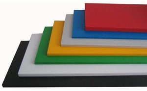 Pvc Foam Sheets With Good Thermal Insulation