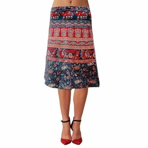 4ef21a53ad Wrap Around Skirt In Jaipur, Rajasthan - Dealers & Traders