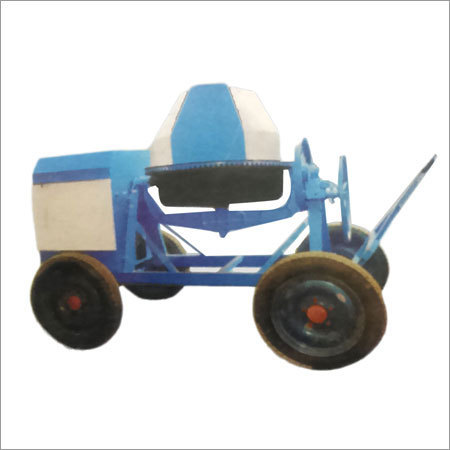 Mechanical Hopper Concrete Mixer Machinery in  Boranada
