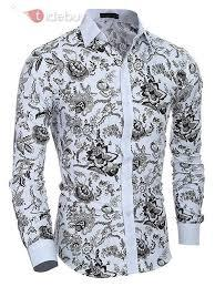 Printed Casual Shirts in   Race Course