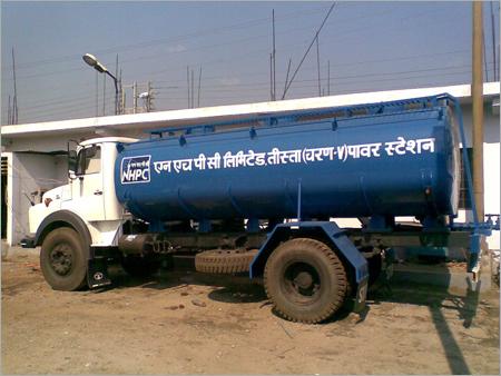 Water Sprinkler Tank in   Dabgram Industrial Estate. P.O. Satelite Township. Dist. Jalpaiguri