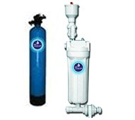Bunglow/Industrial Water Softening Plant