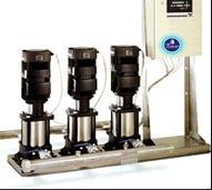 Hydrapnumatic Pressure Booster System