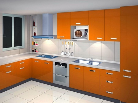 Kitchen Interior Design Services In Chinhat Lucknow Mobel Fabrik Pvt Ltd
