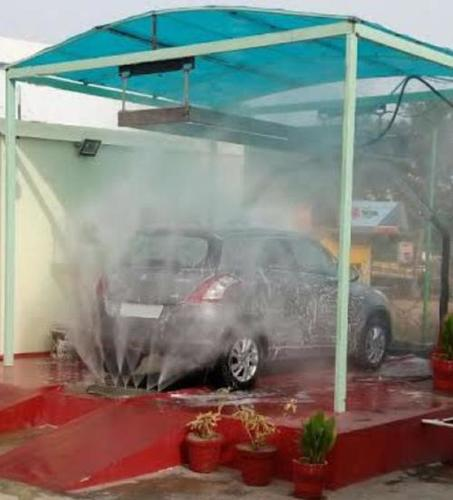 Touchless Car Washing System Exporter, Manufacturer