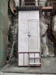 Prefabricated Bio Toilet