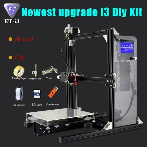 FDM 3D Printer Desktop ET-I3 DIY Model Made in China