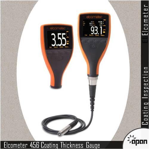 Elcometer 456 Dry Film Thickness Gauge
