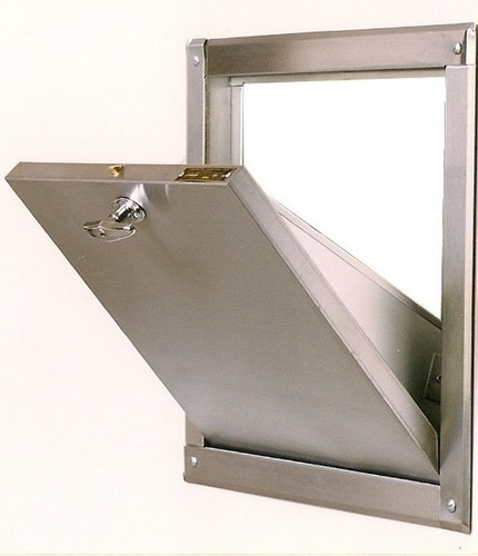Stainless Steel Laundry Chutes