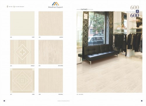 Double Polished Granito Tiles