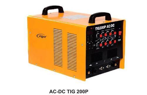Inverter Based Ac/Dc Tig Welding Machine (Ac-Dc Tig 200p)