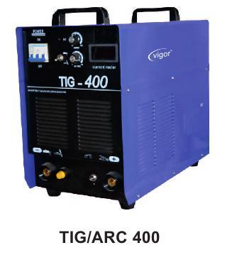 Inverter Based Tig/Arc Welding Machine. (Tig/Arc 400)