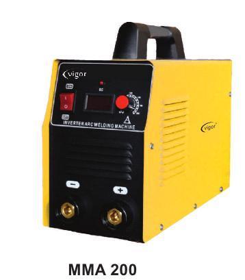 Inverter Based Arc Welding Machine (Mma 200)
