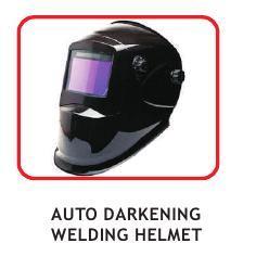 Adjustable Shade Auto Darkening Welding Helmet