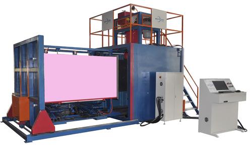 Automatic Vacuum Foaming Machine (SL-VF-S) in   Sijiu Town