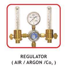 Regulator (Air / Argon /Co2)