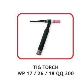 TIG Torch WP 17 / 26 / 18 QQ 300