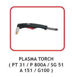 Top Quality Plasma Torch ( Pt 31 / P 800a / Sg 51/ A 151 / G100 )