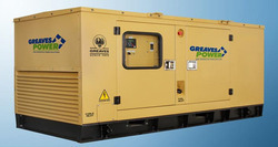 Greaves Make Diesel Generator DG Set