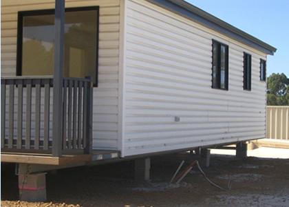 Portable Steel House