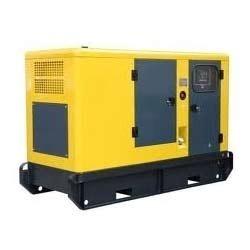 Silent Diesel Generator in  Satellite