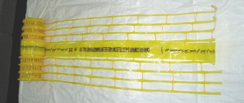 Underground Warning Mesh Tape