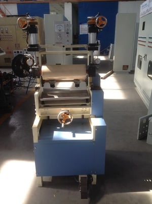 Lab Printing Machine For PU PVC Synthetic Leather