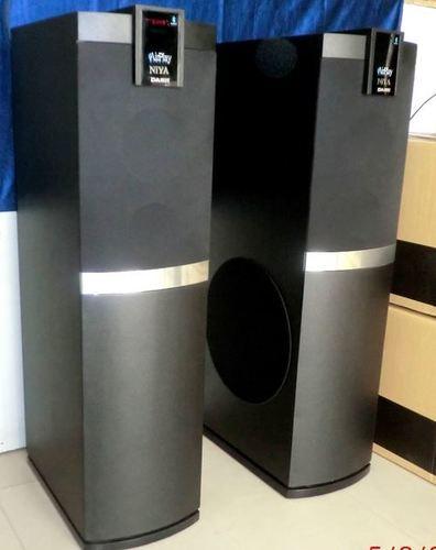 High Bass Bt Floor Standing Speakers