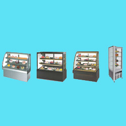 Commercial Confectionary Showcase