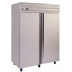 Double Counter Refrigerator