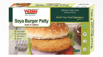 Soya Burger Patty