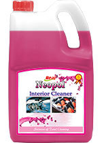 Interior Cleaner Concentrate Softens