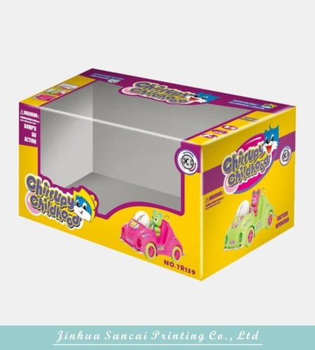 Toy Packing Paper Box