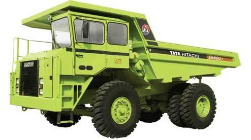 Tata Hitachi Construction Machinery Ltd  in New Delhi, Delhi, India