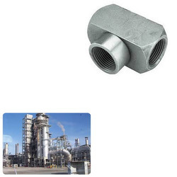 Ss Tee Pipe Fitting For Petroleum Industries