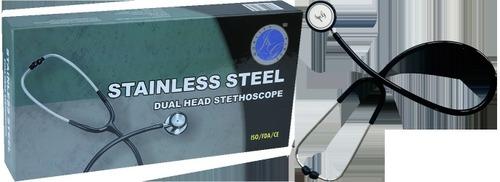 Dual Head Lightweight Stainless Steel Stethoscope