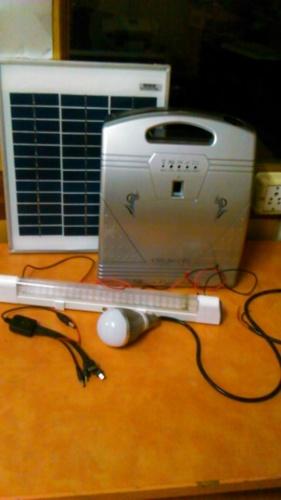 Solar LED Home Light System in  Vikaspuri
