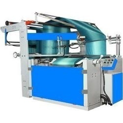 Double Folding & Lapping Machine