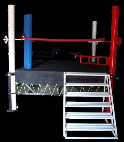 Rigid Podium Boxing Ring