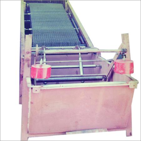Three Deck Tread Cooling Machine
