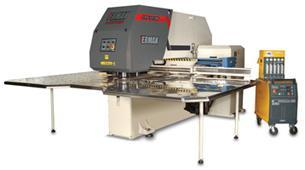 Combine Plasma Punch Press
