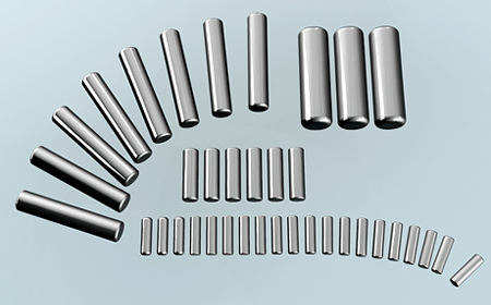 Ats Precision Needles And Rollers For Bearings