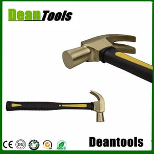 Non Sparking Claw Type Hammer