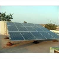 5 KW Roof Top Solar System